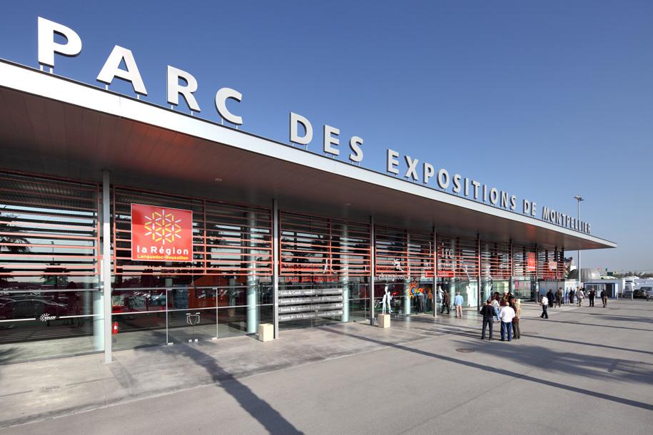 Parc des Expositions de Montpellier © Benoît Wehrlé