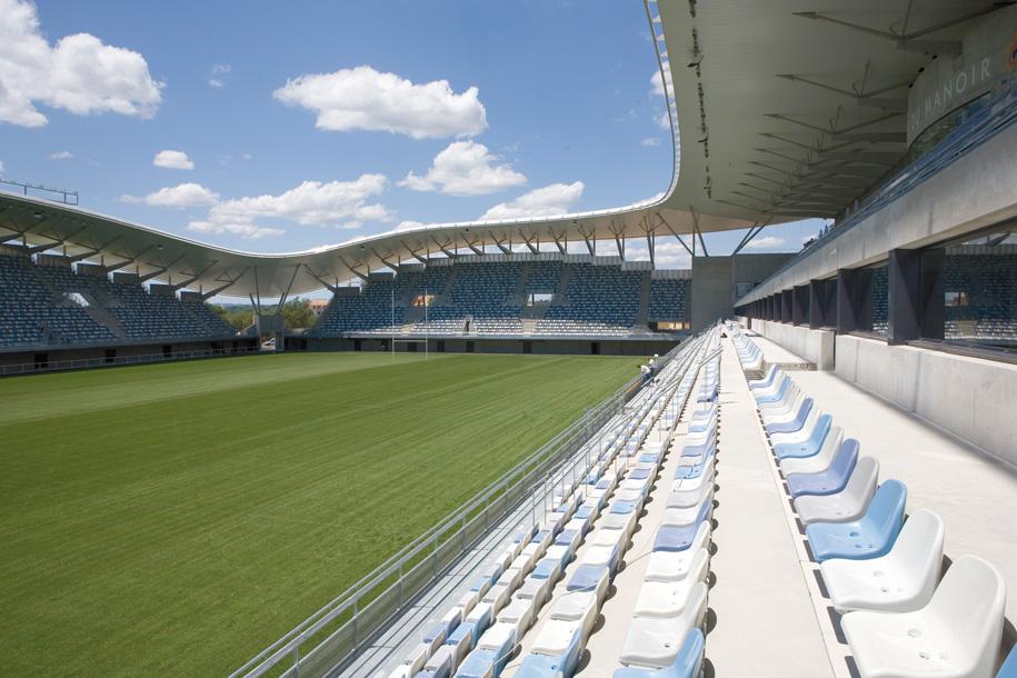 Stade Yves du Manoir © Alexis Lautier