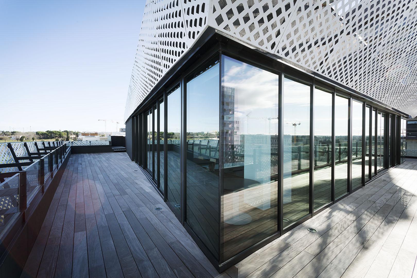 A architecture