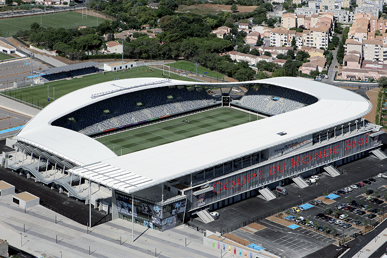 Projet 1 - Montpellier France